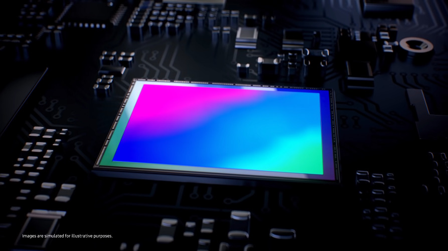 Samsung présente officiellement son capteur 200mégapixels.