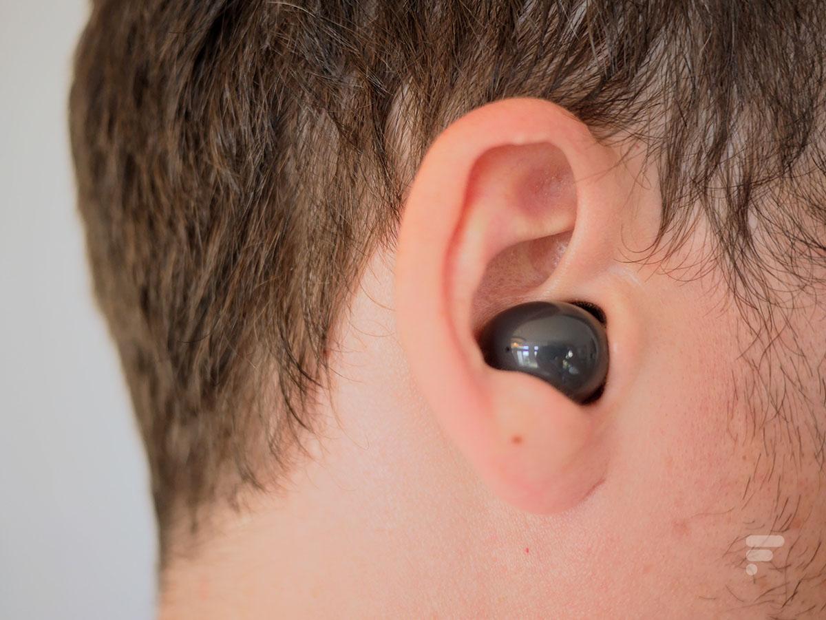 Les Samsung Galaxy Buds 2 sont dotés d'une réduction de bruit active