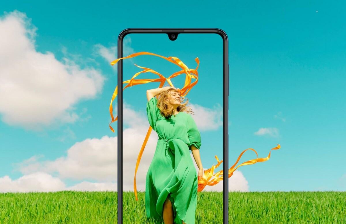 Illustration du Samsung Galaxy M32