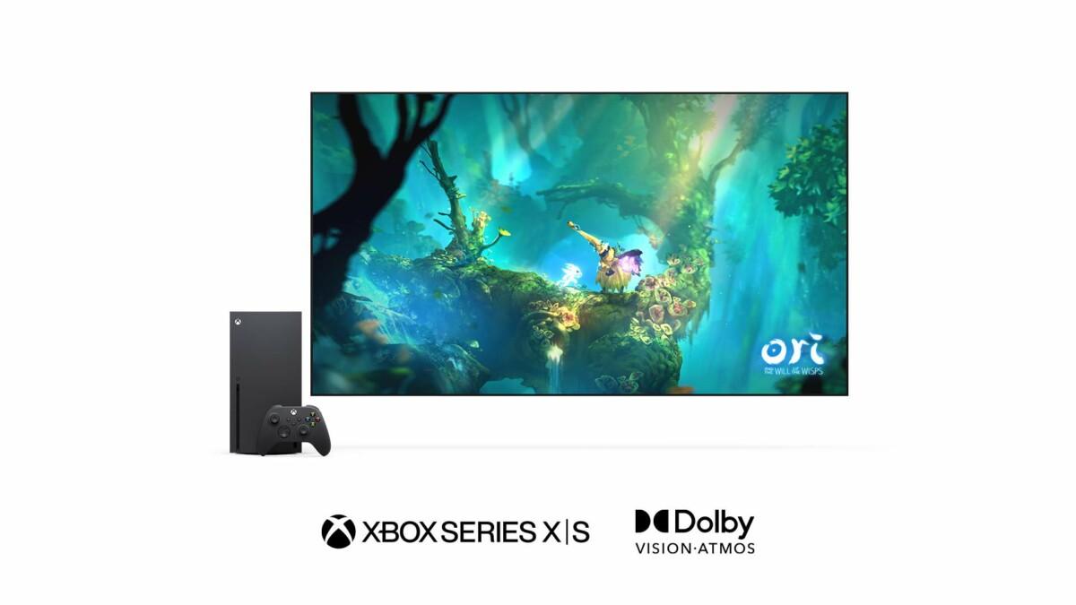 Dolby Vision arrive sur Xbox Series X I S , et cette fois pour nos jeux
