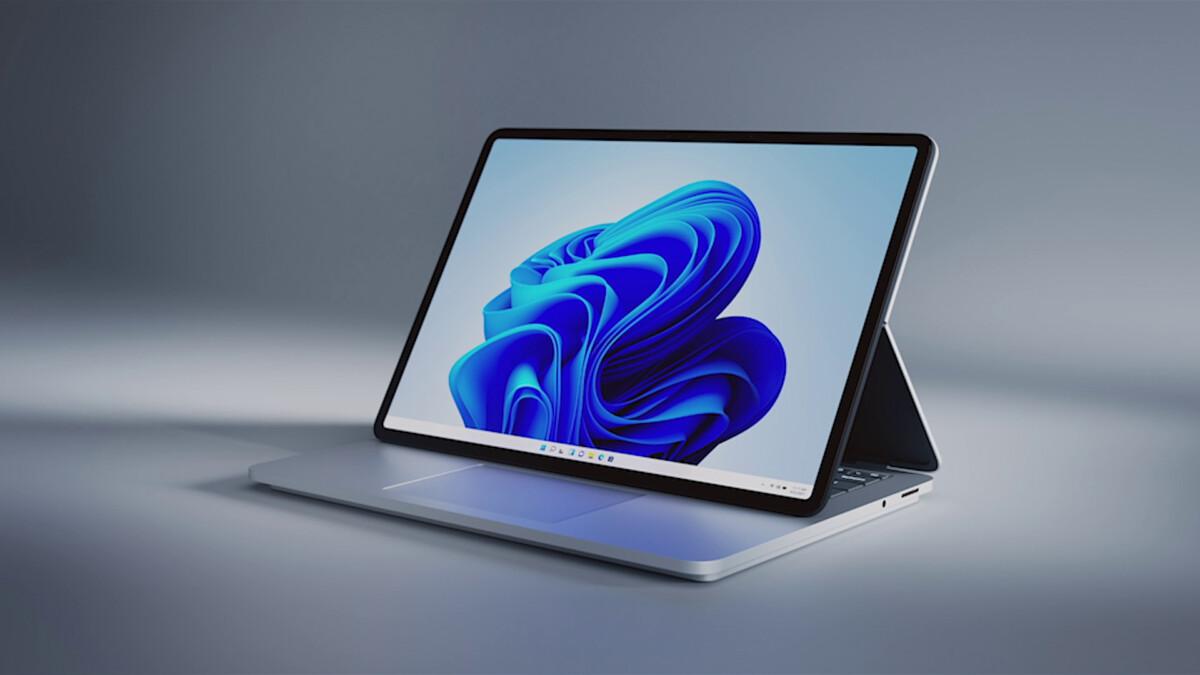 Surface Laptop Studio: Microsoft menciptakan kembali Surface Book, PC terkuatnya
