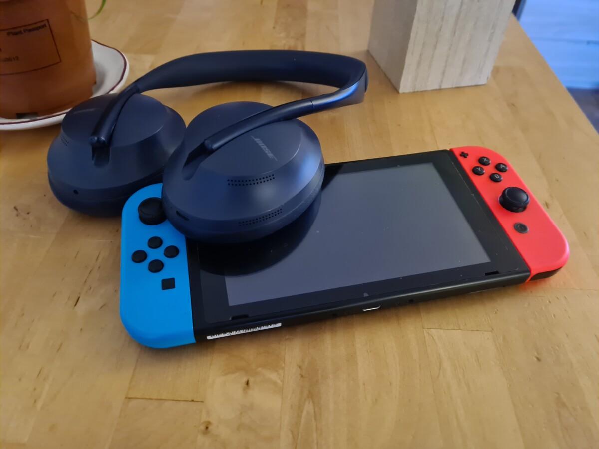 Nintendo a ajouté la possibilité de connecter un casque ou des écouteurs Bluetooth à une Switch.