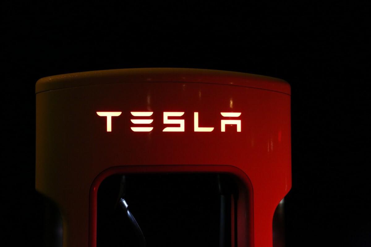 Superchargeur Tesla