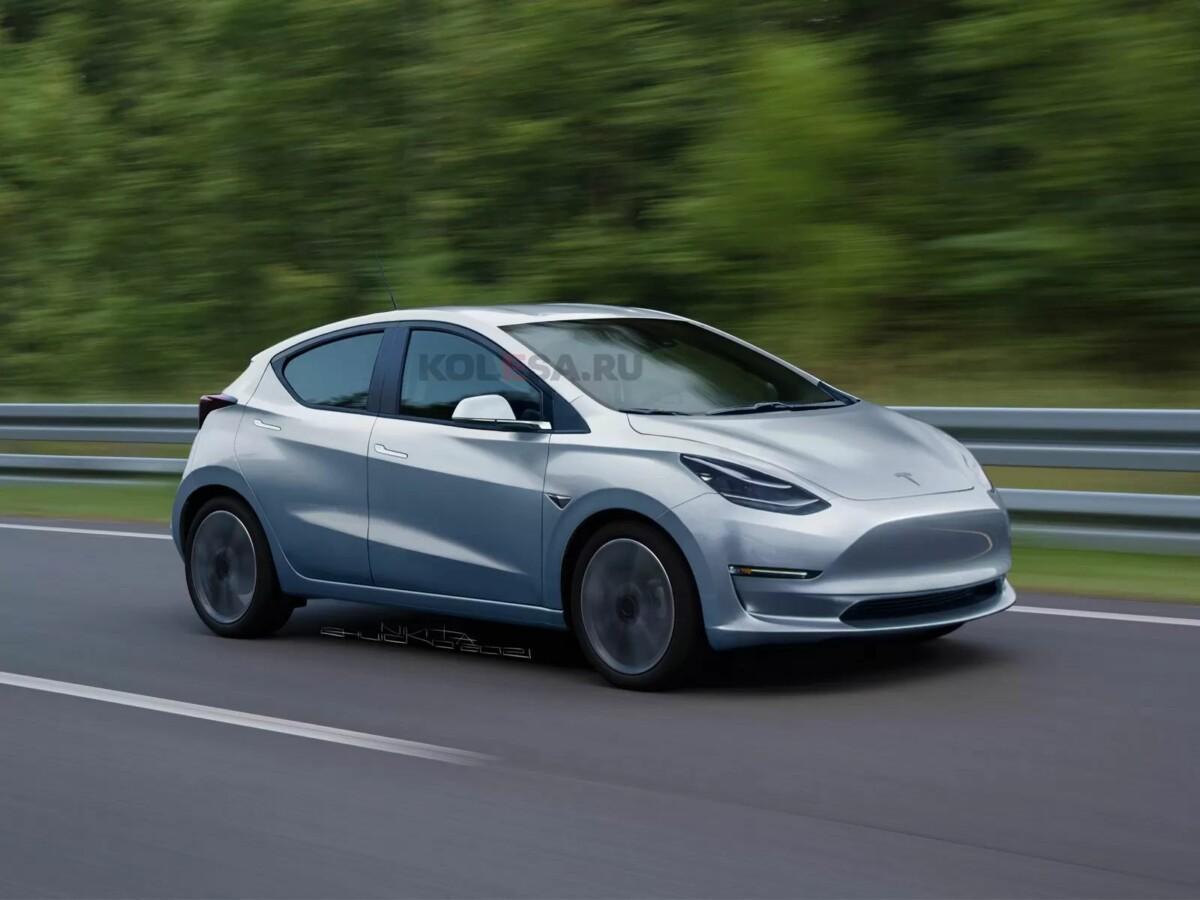 Selon Elon Musk, la Tesla Model 2 ne s'appellera pas Model 2