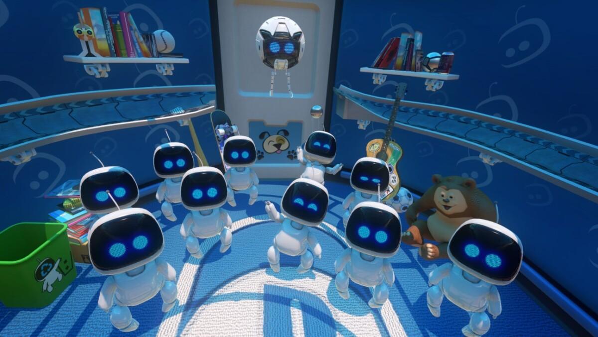 The Playroom VR, un jeu signé Firesprite