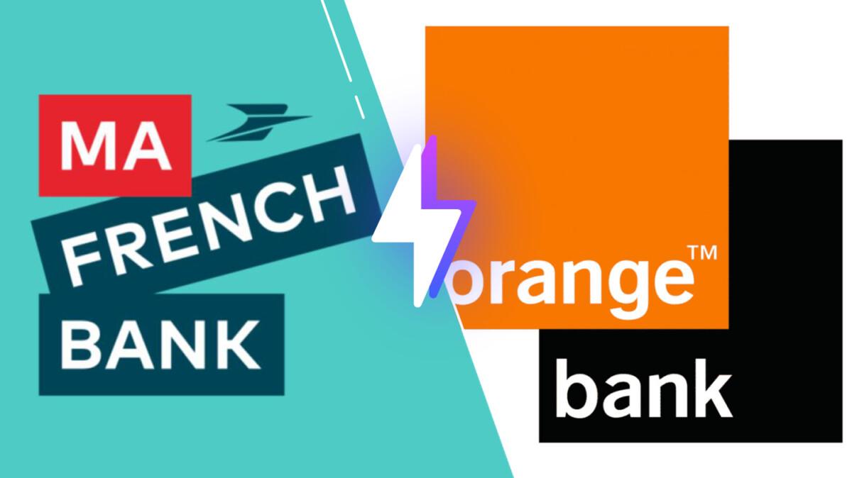 Ma French Bank vs Orange Bank : quelle est la meilleure néobanque française ?