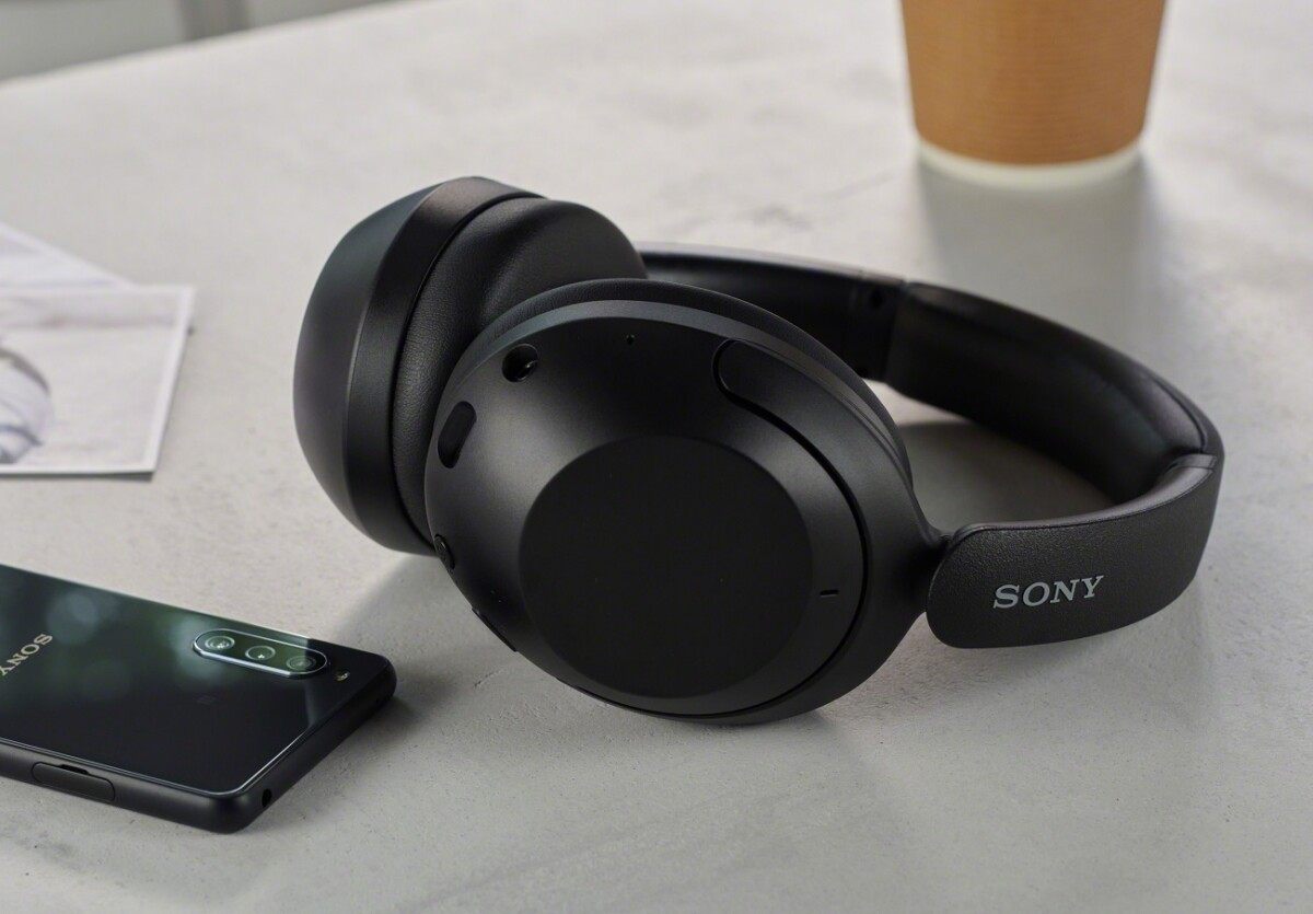 Le casque Sony WH-XB910N