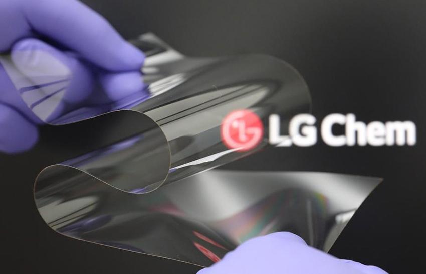 LG heeft een oplossing om de gebreken van opvouwbare smartphones op te lossen