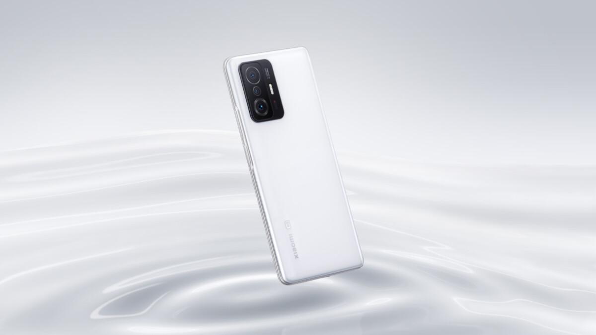 Le Xiaomi11T et 11T Pro.