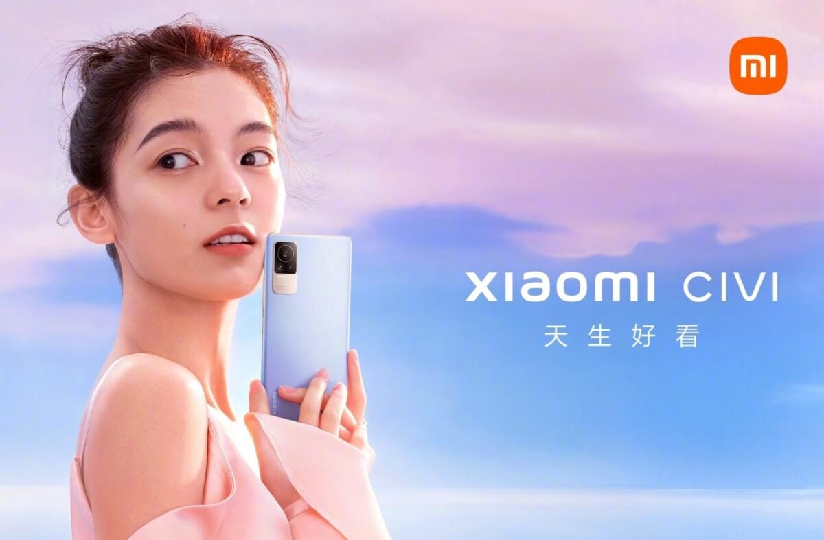 Xiaomi a présenté cette semaine en Chine son Xiaomi Civi, un nouveau smartphone milieu de gamme doté d'un bel écran OLED et d'un SoC Snapdragon778G