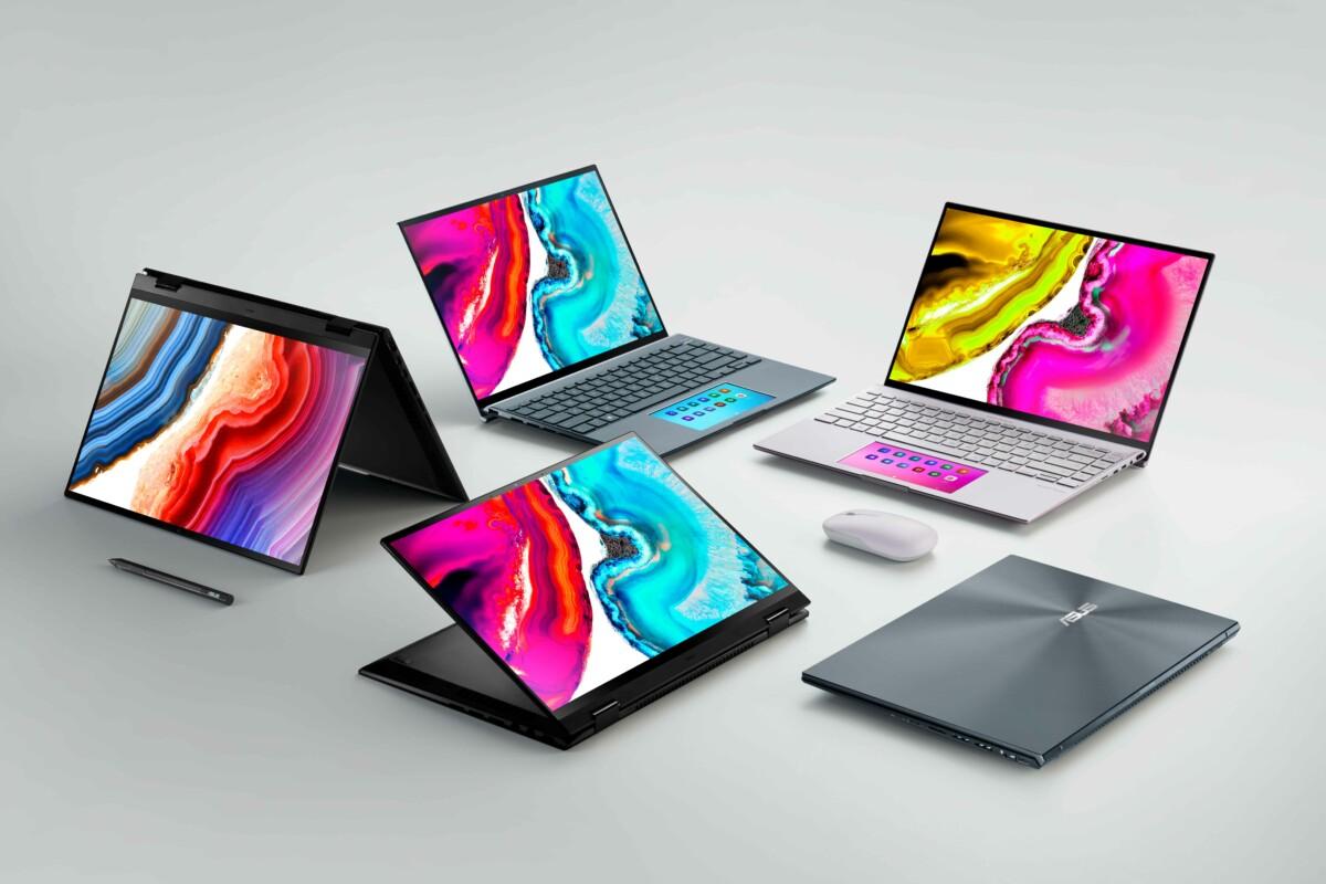 La nouvelle gamme Zenbook