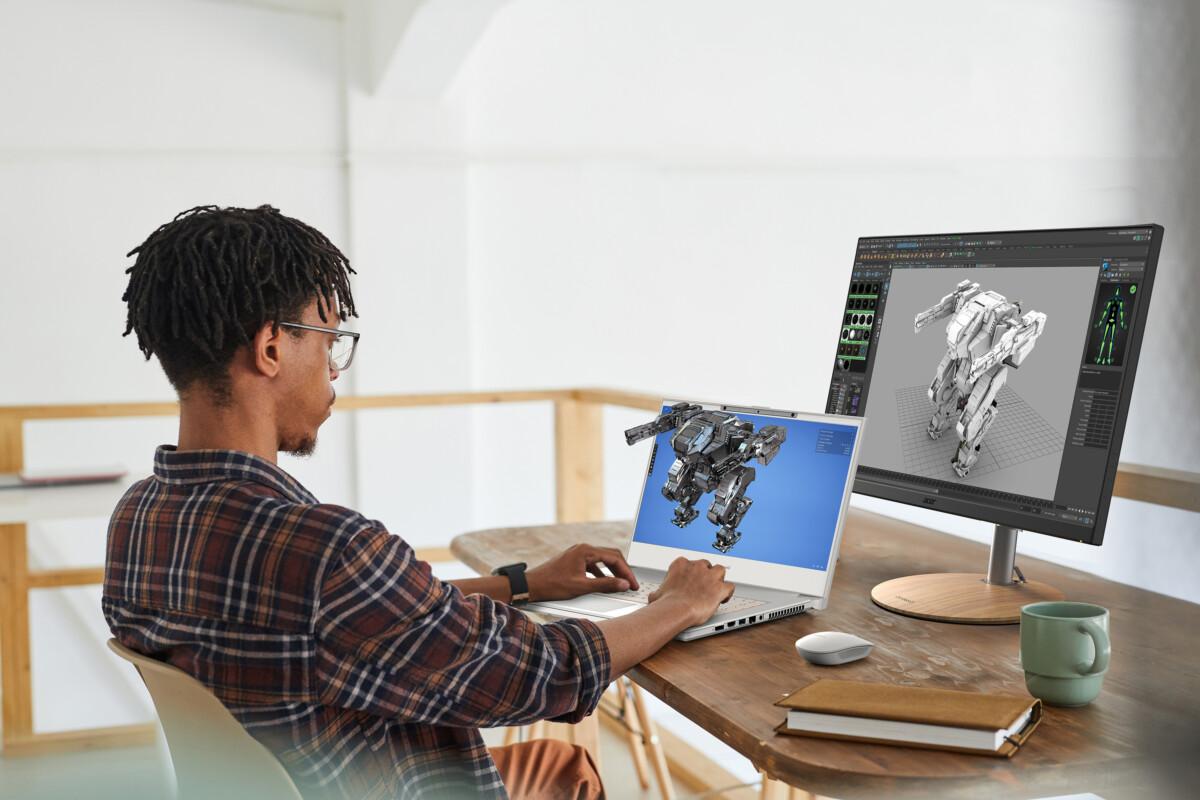 Prise en main de l'Acer ConceptD 7 SpatialLabs Edition : vous vous souvenez de la 3D ?