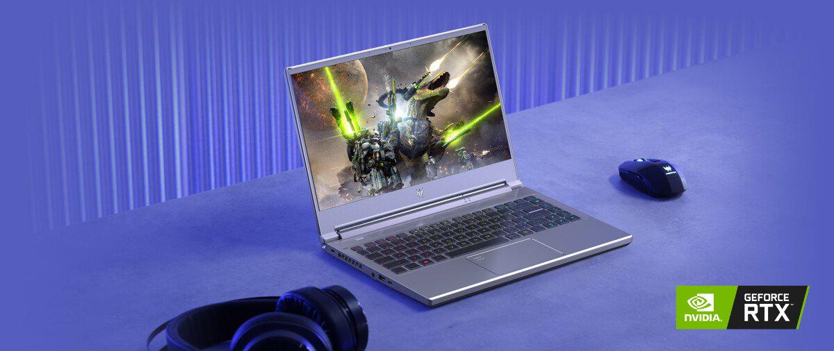 Acer Predator Triton 300 SE : une RTX 3060 et un écran 144 Hz pour ce PC gamer en promotion