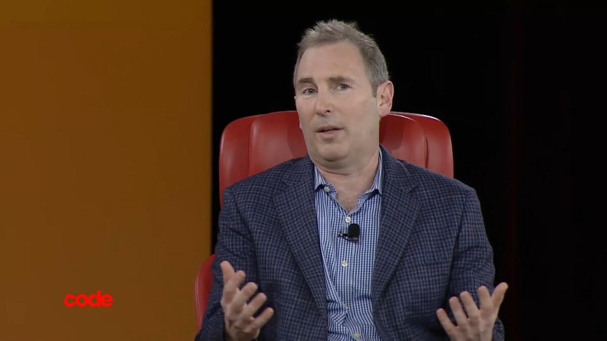 Andy Jassy ist der neue CEO von Amazon.
