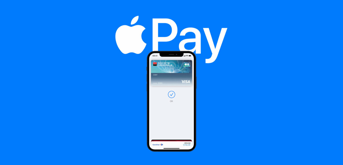 Présentation d'Apple Pay