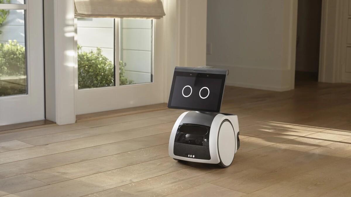 Astro robot domestico
