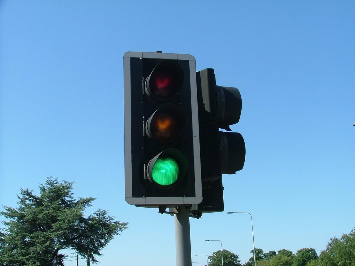 Feux tricolores de circulation