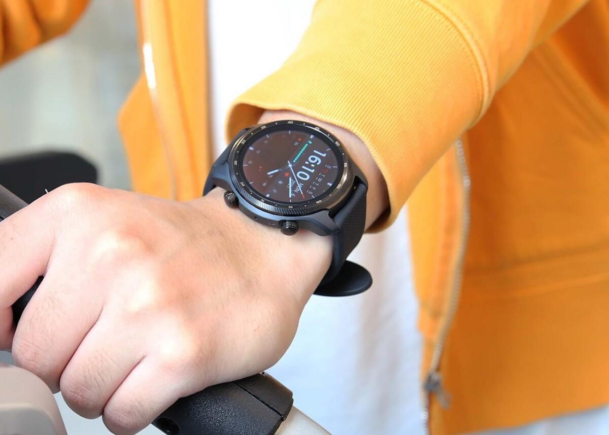 La montre TicWatch Pro 3 Ultra