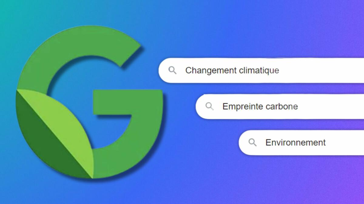 Google souhaite sensibiliser à la question environnementale