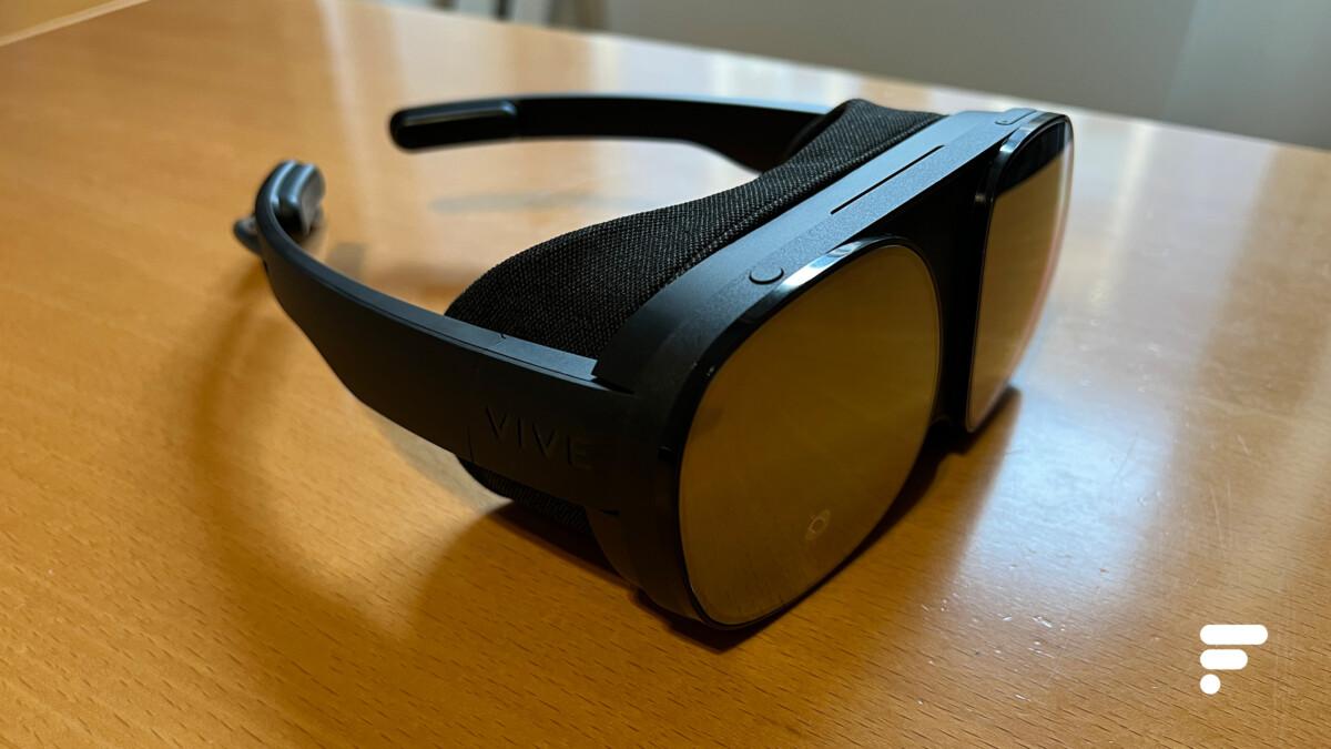 Les lunettes HTC Vive Flow