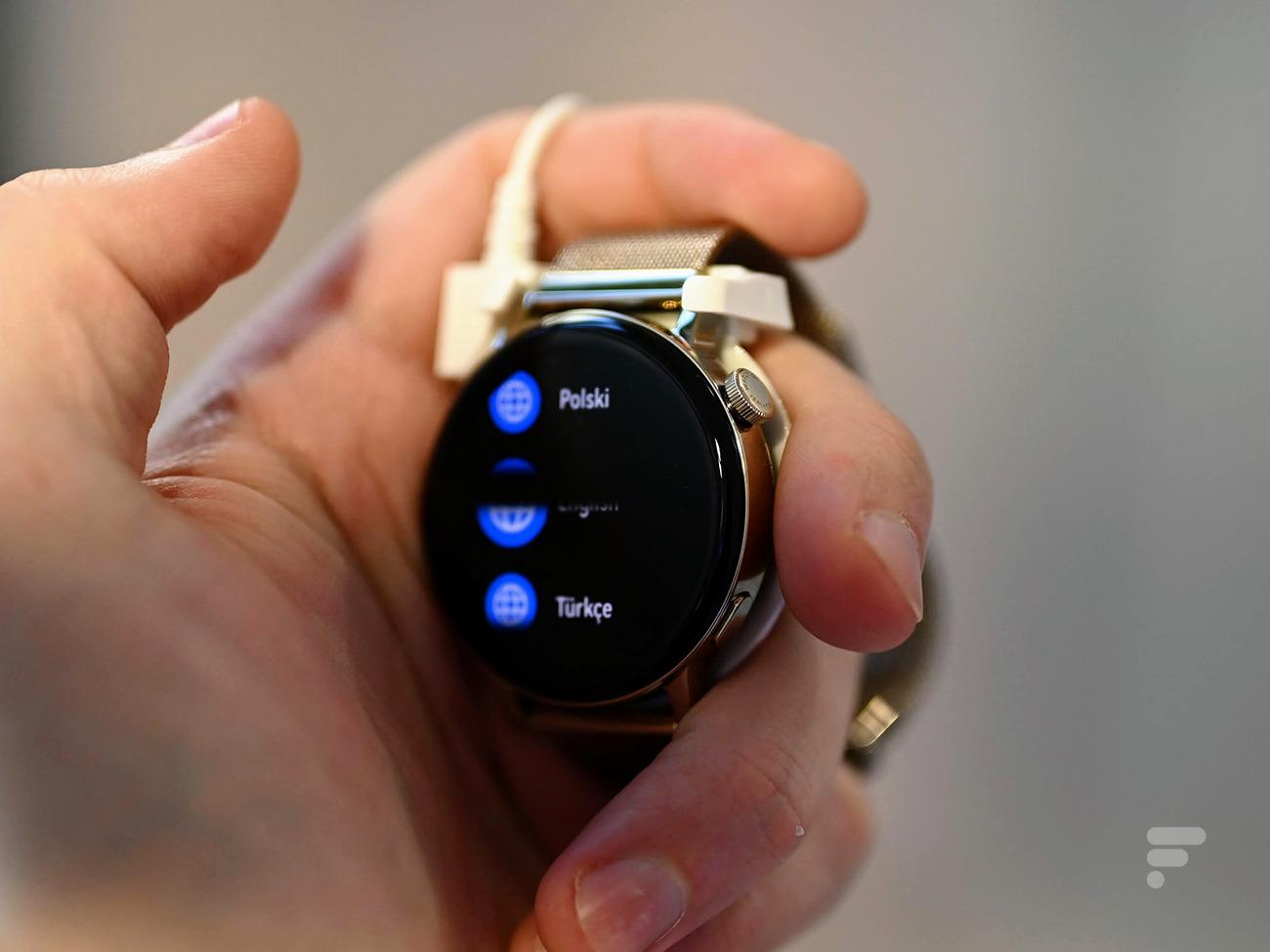 Huawei Watch GT 3 : la firme lance une montre connectée avec deux semaines d'autonomie
