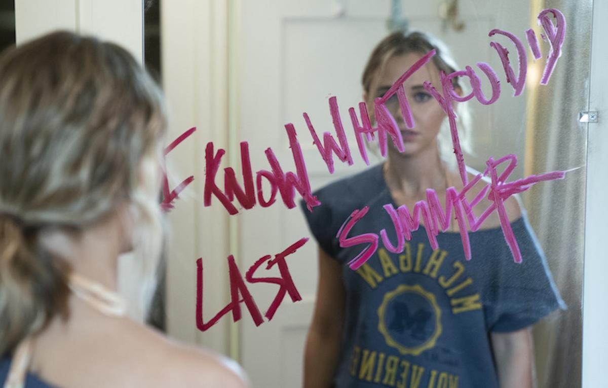 «Souviens-toi l'été dernier» arrive dans une adaptation série sur Prime Video