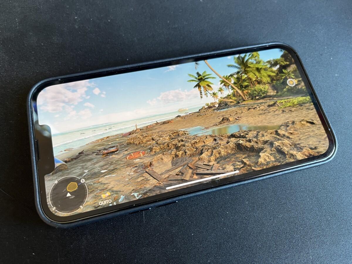 Test de l'iPhone 13 Pro Max : un Pro au max de sa forme