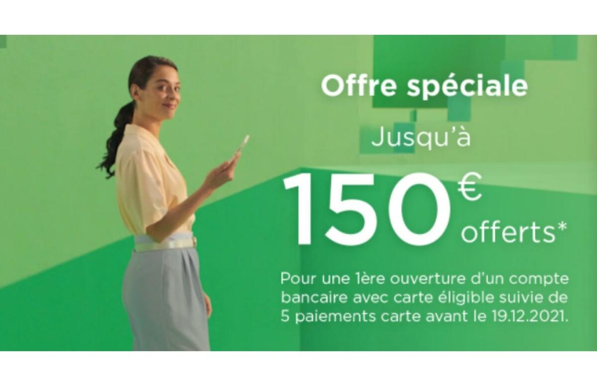 Fortuneo Banque : vous pouvez obtenir jusqu'à 150 € de prime pour l'ouverture d'un compte