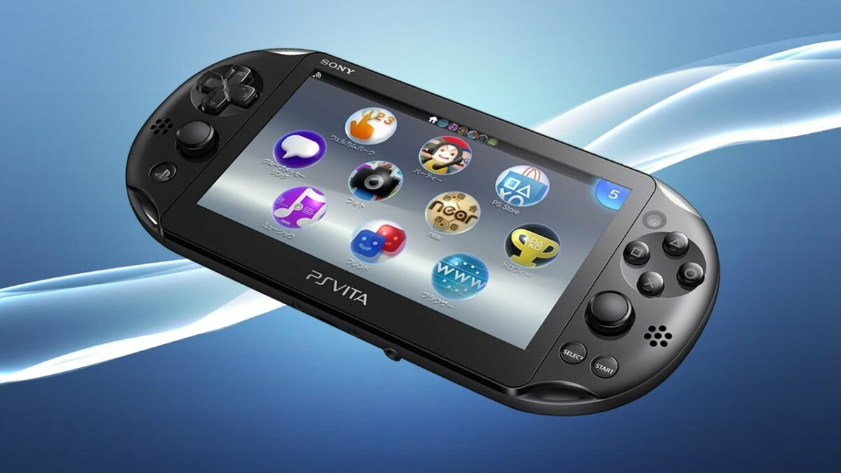 RIP petite PS Vita