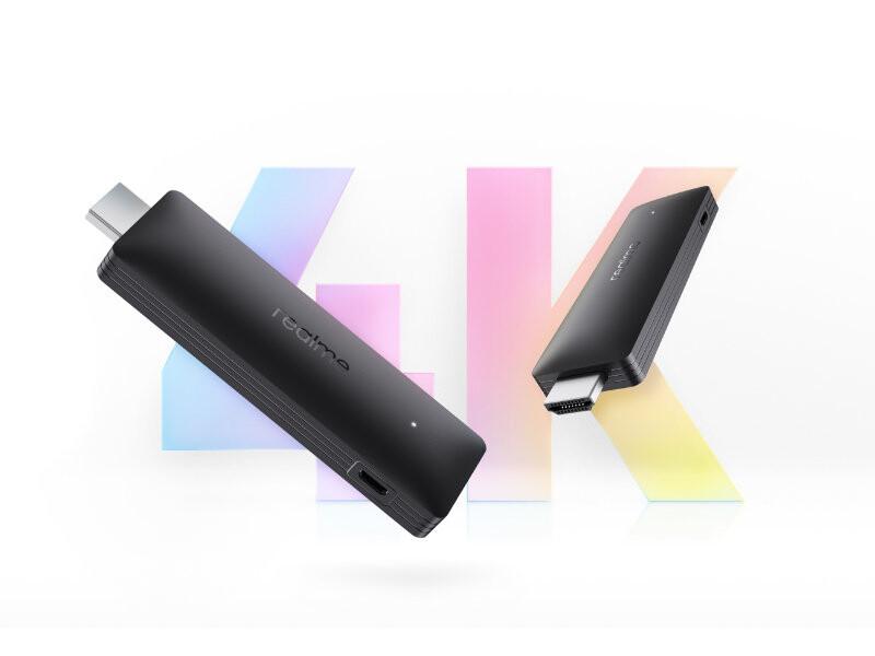 Realme4K Smart Google TV Stick