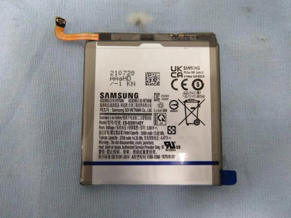 Samsung Galaxy S22 : la capacité de la batterie serait en baisse
