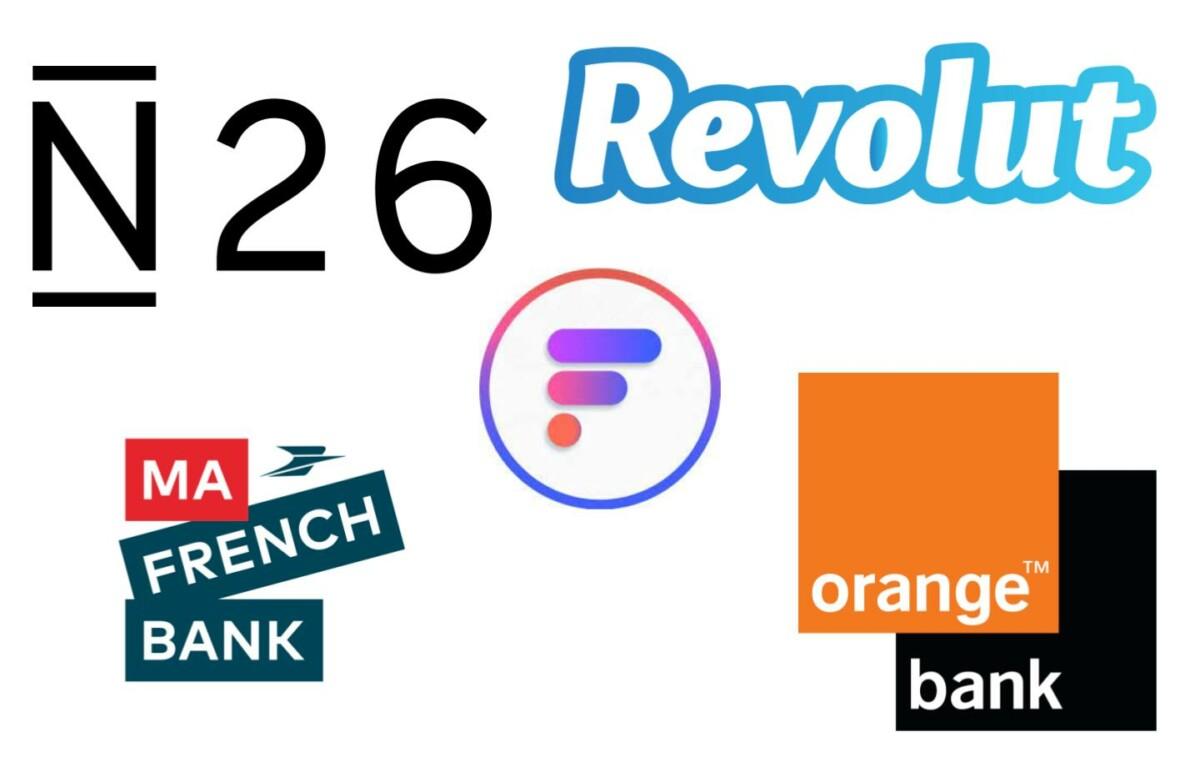 N26, Revolut, MBF, Orange Bank : notre sélection des meilleures néobanques du moment