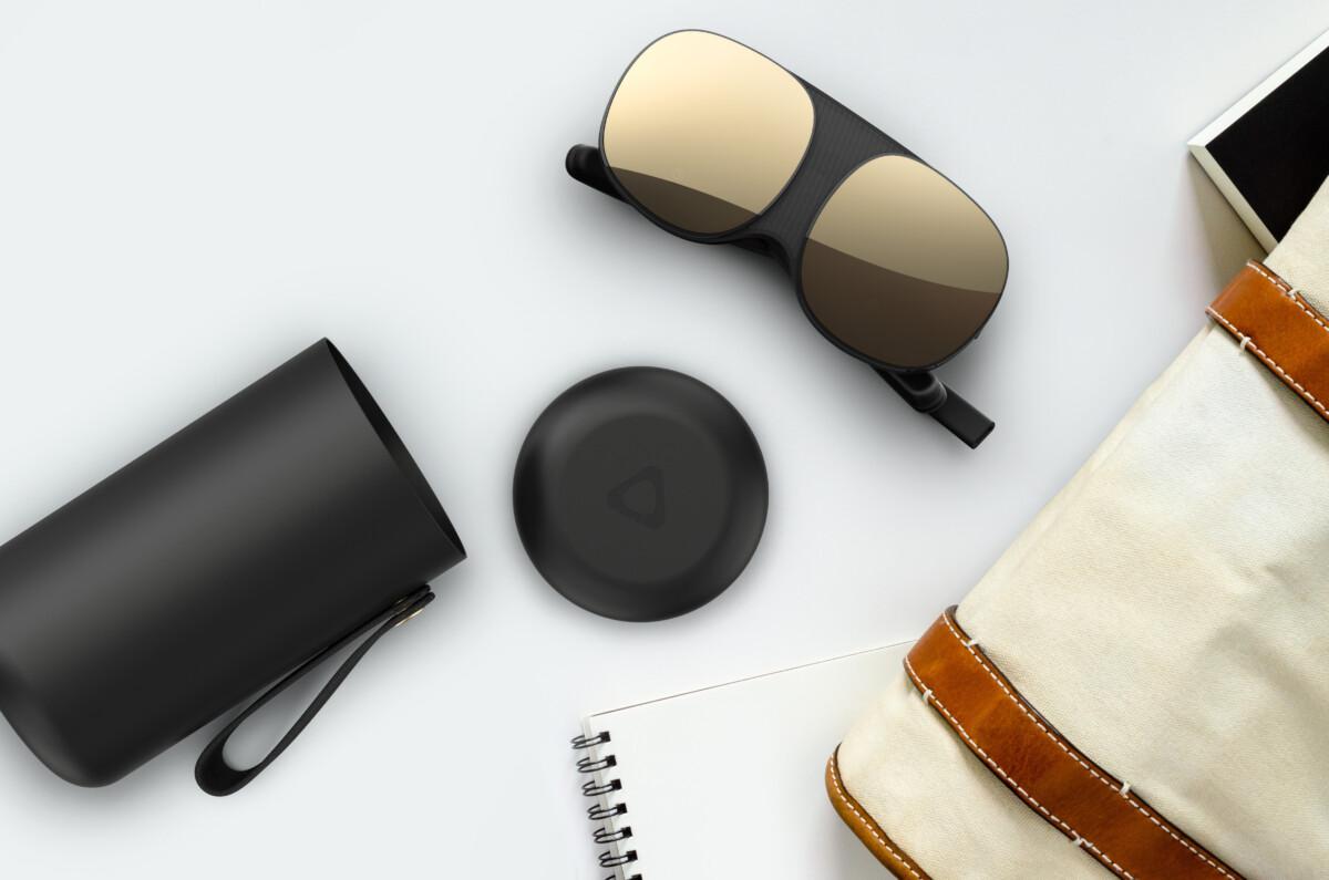 Prise en main du HTC Vive Flow : les lunettes pour voir la réalité virtuelle autrement
