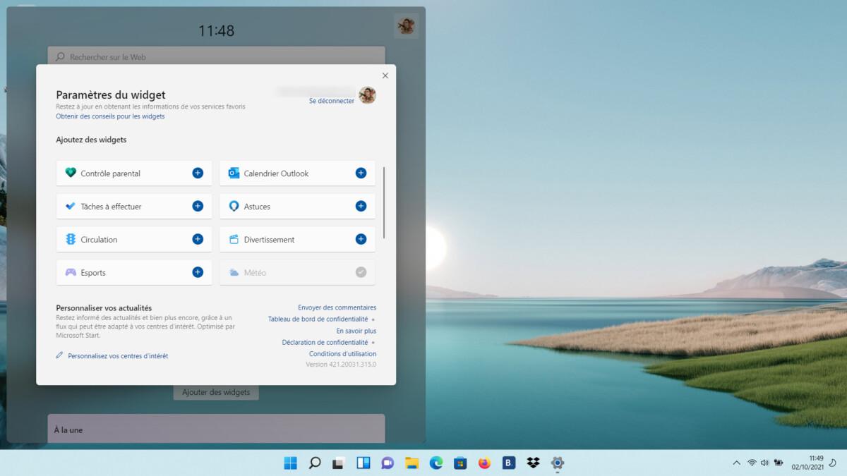 Test de Windows 11 : le début d'une nouvelle ère pour Windows